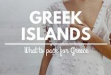 GREEK ISLANDS STYLE