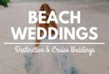 ☀ Beach, Cruise & Destination Weddings ☀