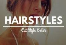 HAIR: CUTS - STYLES - COLOR