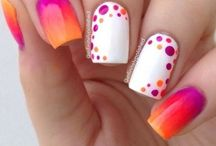 Nails and nailart / Маникюр, дизайн