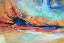 Carolyne Honey Harrison : Artwork / Artworks by Carolyne Honey Harrison