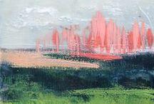 Jillian Gardiner : Artwork / Encaustic and mixed media artworks by Newfoundland artist, Jillian Gardiner.