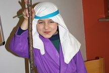 Simple Bible Costume Ideas / by rKids