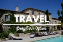 Long Term Travel Options