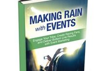 Event Marketing Thought Leadership / Thought leadership from industry event marketing luminaries on how to engage your attendees and deliver marketing ROI from your events by Certain Inc