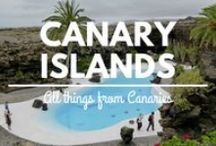 ☀ CANARY ISLANDS ☀