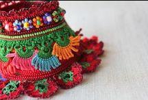 Hobbylerim Crochet Bracelet Örgü Bileklik