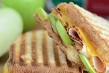 Sandwich Recipes / Hot and cold sandwich recipes including, egg sandwiches, chicken salad sandwiches, turkey sandwiches and more.