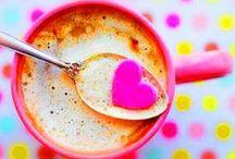 Coffee love / Amante del café, coffee, ristretto, capuccino