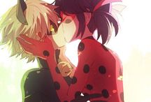 Miraculous /  Frances really knows how to make a romance cartoon - Fav : Absolutely Chat Noir!!