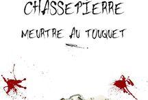 Commissaire Chassepierre : meurtre au Touquet / Livre - Pauline Rossignol, écrivaine en mal d inspiration, névrosée et menteuse. Alice Chassepierre, Commissaire, proche d un divorce. Comment ses deux femmes se retrouvent à mener une enquête lors de leurs vacances au Touquet? http://www.lulu.com/shop/marine-mouzelard/commissaire-chassepierre-meurtre-au-touquet/paperback/product-22979348.html