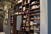 Bibliothèque / https://www.instagram.com/marine.mouzelard/