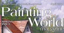 April 2017 Spring Issue Painting World Magazine