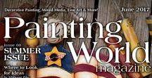 June 2017 Summer Issue Painting World Magazine