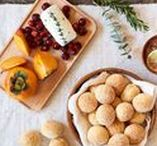 Holiday Necessities / Get holiday season cooking inspiration with ideas for dinner, drinks, dessert, and more. These delicious foods could soon be family favorites!  #holidayfood #holidayrecipes #christmasfood #glutenfree