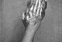 ALINA SPIEGEL ♥ Glitter