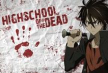 H.O.T.D-Highschool of the dead