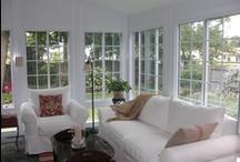 Sunrooms / Comfort installed sunrooms across Upstate NY