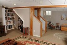 Basement Remodeling / Increase your homes living space