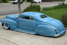 Custom Cars and Trucks / All of them / by Randy Cobb