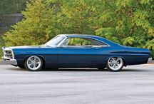 FORD / Blue Oval / by Randy Cobb