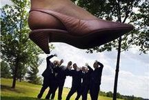 Hilarious Wedding Photos / by Lanier Islands Weddings