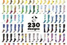 Wonder Socks / Wonderful socks!