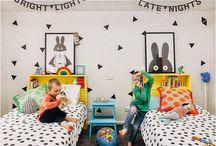 Kids Bedroom Decor / Room decor ideas for your big kid