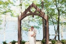 Legacy Wedding: Elizabeth + James / http://www.lakelanierislands.com/weddings/ http://www.lakelanierislands.com/weddings/ / by Lanier Islands Legacy Weddings