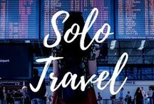 For the Love of Solo Travel / Discover the best tips and advice on how to have a rewarding Solo Travel experience.