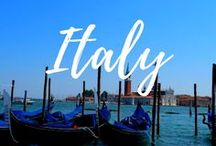 For the Love of Italy / Discover the best that Italy has to offer!