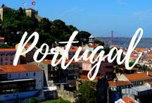 For the Love of Portugal / Discover the best that Portugal has to offer!