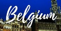 For the Love of Belgium / Discover the best that Belgium has to offer!