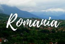 For the Love of Romania / Discover the best that Romania has to offer!