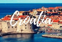 For the Love of Croatia / Discover the best that Croatia has to offer!