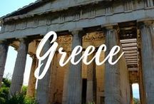 For the Love of Greece / Discover the best that Greece has to offer!