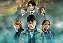 Harry Potter / Magic never dies.<3<3 / by Sneha Aggarwal