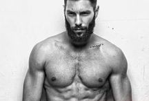 Beards and Abs