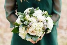 Wedding Color Schemes: Green / by Lanier Islands Legacy Weddings