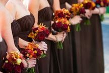 Wedding Color Schemes: Brown / by Lanier Islands Legacy Weddings