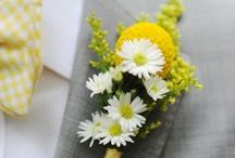 Yellow Wedding Ideas / by Lanier Islands Weddings