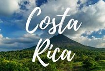 For the Love of Costa Rica / Discover all the best that Costa Rica has to offer!