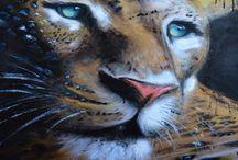 Peintures / Idée déco / LAURIE MAROIS Artiste peintre