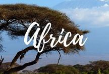 For the Love of Africa / Discover the best of what Africa has to offer!