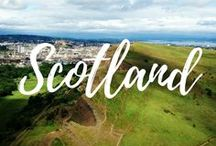 For the Love of Scotland / Discover the best of what Scotland has to offer!
