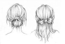 Hairstyles / References: hairstyles