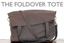 Torby, torebki! / Inspirujące instrukcje i zdjęcia dotyczące torebek