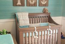 Nautical Nursery / All things nautical for both girls and boys; Nautical nursery theme for your little sailor!