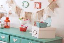 Mint Green Nursery / Mint nursery theme for your little babe