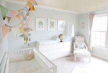 Gender Neutral Nursery / Is the gender a surprise or you want to create a simple gender neutral space?  Here is a little inspiration for you!